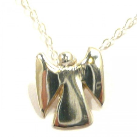 Se alle med  engel i sølv