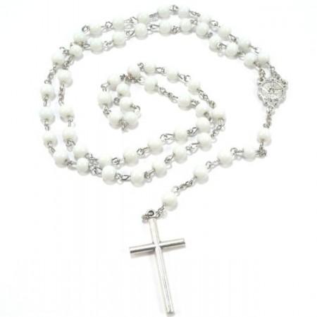 Se alle  med hvite perler